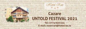 cazare cluj festival untold
